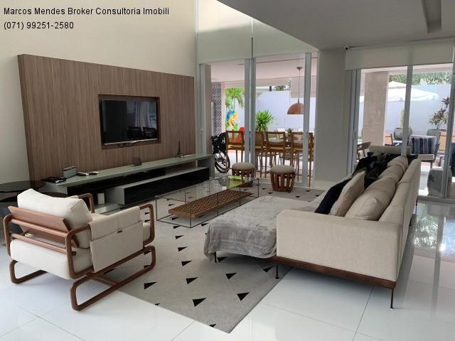 Casa totalmente mobiliada em buscaville - analisamos permuta em imóvel de menor valor. apa - Foto 7