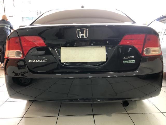 Honda Civic LXS - 1.8 Aut. Flex / Completo - Foto 14