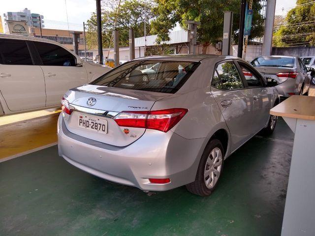 Toyota Corolla Sedan 1.8 Dual VVT-i  XLI (aut) (flex) - Foto 4