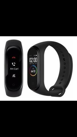Relógio Smart Xiaomi mi Band 4 Versão Global Preto - NOVO - Foto 4