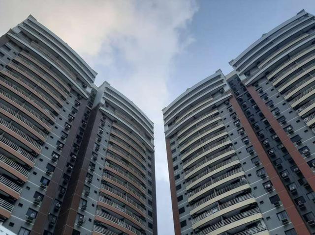 Apartamento amplo com 117 metros - taxa de financiamento a 3,99% A.a - Foto 2