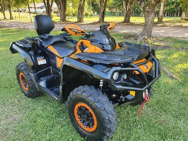 Quadriciclo Can Am Xtp max 1000r - Foto 2