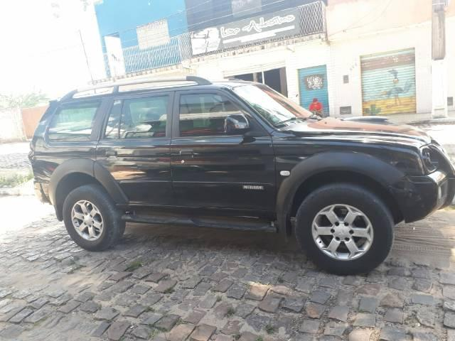 Pajero 2010 completa a diesel troca em carro menor - Foto 2