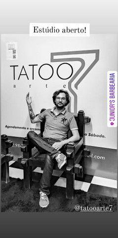 TatooArte7<br>PROMOÇÃO<br>tatuagem (flash day) de até 5cm por 60 reais, 3 por 120 reais <br><br> - Foto 4