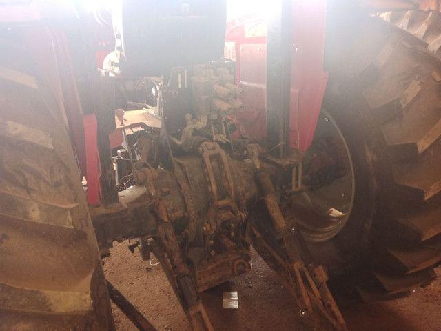 Trator Massey Ferguson 275 4x4 Advance - Foto 4