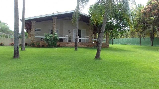 Casa na Lagoa do Uruaú, 17.500m² de área total, condomínio fechado, piscina - Foto 10