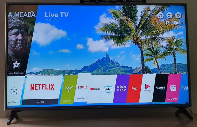 Tvs Smart 55,50,49 Consultar valores - Foto 4
