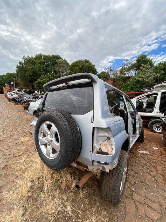 Sucata para retirada de peças- Mitsubishi TR4 2009 - Foto 2