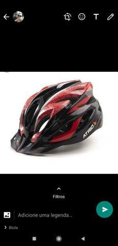 Vendo bike Cxr com Freio hidráulico - Foto 4