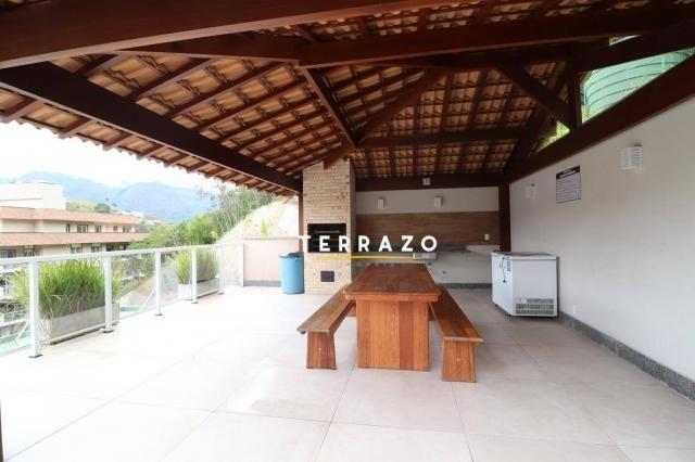 Cobertura à venda, 110 m² por R$ 380.000,00 - Bom Retiro - Teresópolis/RJ - Foto 16