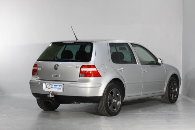 VOLKSWAGEN GOLF 2.0 MI 8V FLEX 4P MANUAL - Foto 4