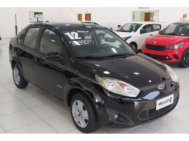 Ford Fiesta 1.6 SE SEDAN 16V FLEX 4P MANUAL - Foto 3