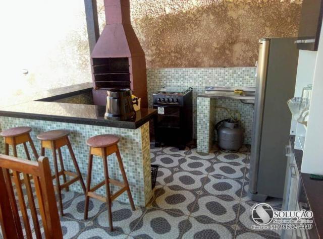 Casa com 4 dormitórios para alugar, 1 m² por R$ 4.800,00/mês - Atalaia - Salinópolis/PA - Foto 3