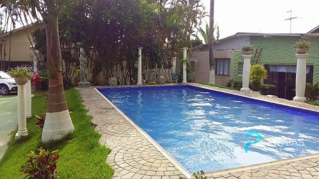 Casa à venda com 4 dormitórios em Praia de pernambuco, Guarujá cod:74287