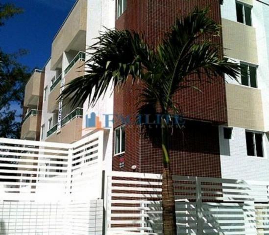 Apartamento à venda com 2 dormitórios em Altiplano cabo branco, João pessoa cod:22324 - Foto 2