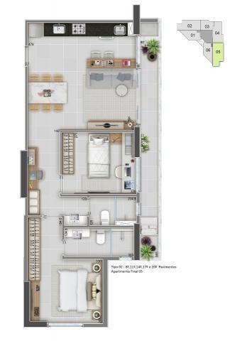Apartamento à venda com 2 dormitórios em Santa efigênia, Belo horizonte cod:14289 - Foto 2