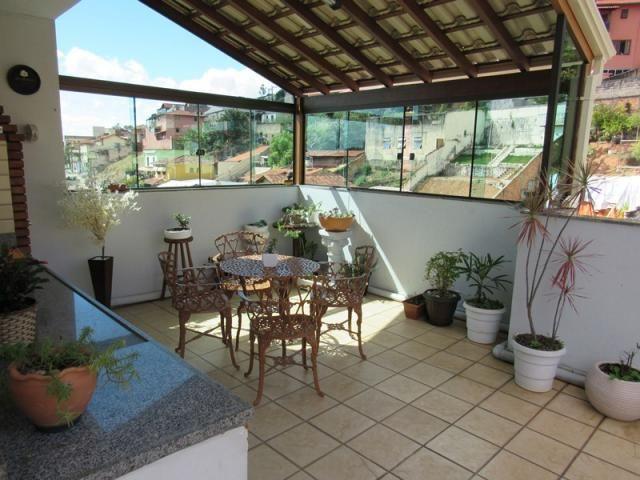 Cobertura à venda com 3 dormitórios em Caiçara, Belo horizonte cod:5870 - Foto 20