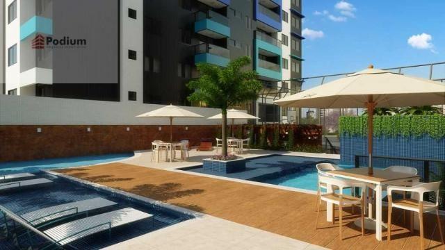 Apartamento à venda com 3 dormitórios em Bessa, João pessoa cod:15331 - Foto 8