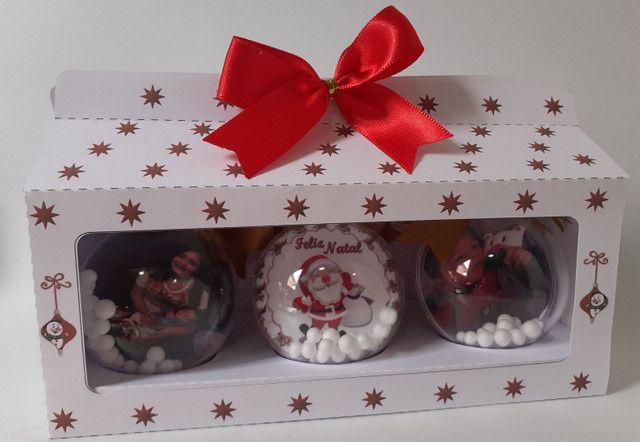 Bolinhas de Natal  - Foto 5