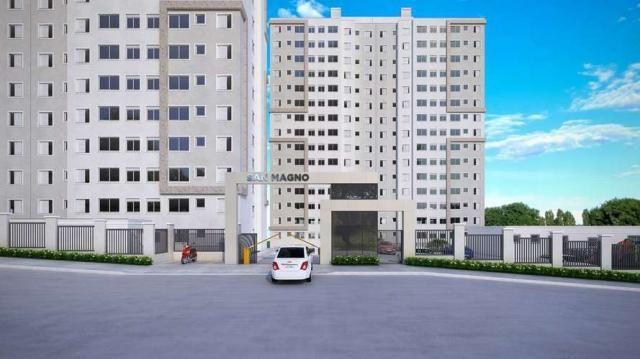 San Magno - Apartamento de 2 quartos em Santo André, SP - ID3793 - Foto 3