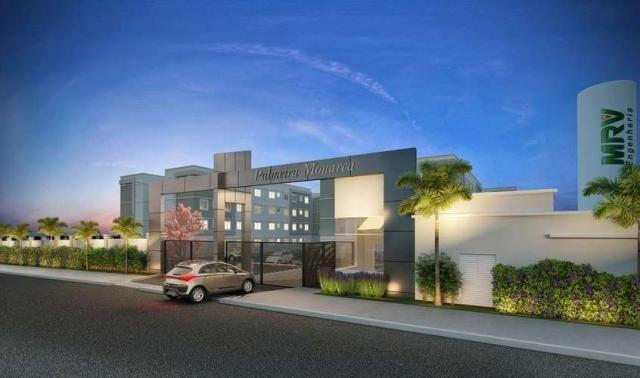 Palmeira Monarca - Apartamento 2 quartos em Palmas, TO - 40m² - ID3936 - Foto 3