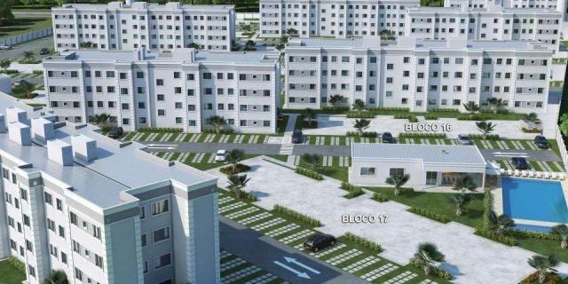 Parque Florença - Apartamento de 2 quartos em Feira de Santana, BA - ID1341 - Foto 17