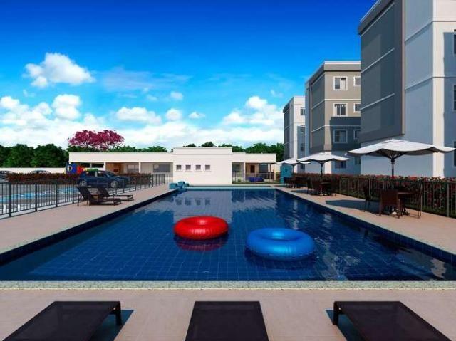 Gran Jardim - Apartamento 2 quartos em Goiania, GO - 39m² - ID3937 - Foto 3