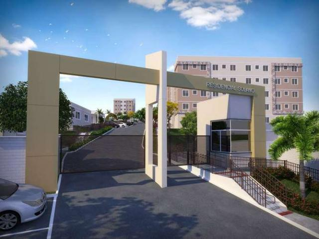 Residencial Solano - Apartamento de 2 quartos em Votarantim, SP - ID3801 - Foto 2