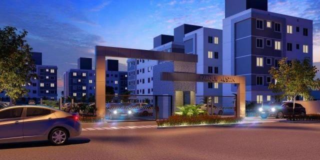 Parque Austin - Apartamento de 2 quartos em Arapongas, PR - ID3613 - Foto 3