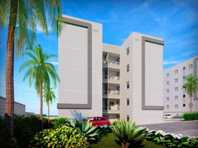 Residencial Solar da Colina - Apartamento 2 quartos em Sorocaba, SP - ID3923 - Foto 2