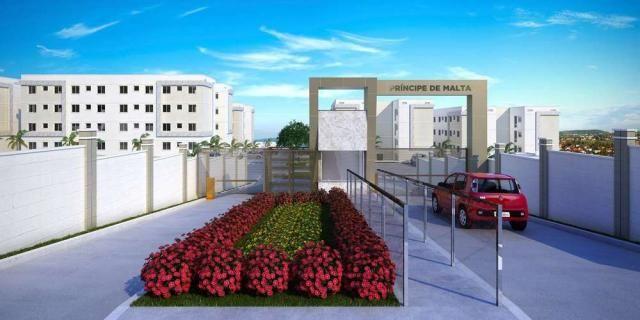 Residencial Príncipe de Malta - Apartamento de 2 quartos em Presidente Prudente, SP - ID37 - Foto 2