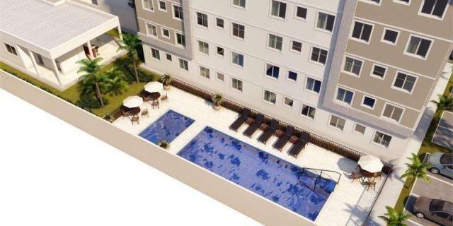 Parque Austin - Apartamento de 2 quartos em Arapongas, PR - ID3613 - Foto 14