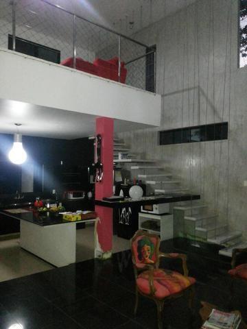 LM vende linda casa no Condomínio Casa Grande com 3 suítes e ofurô - Foto 13