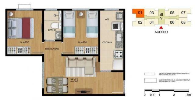 Spazio Vila da Glória - Apartamento de 2 quartos em Vila Velha, SP - ID3715 - Foto 16