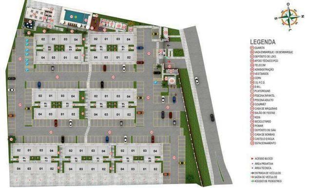 Residencial Venice - Apartamento 2 quartos em Serra, SE - ID4017 - Foto 10