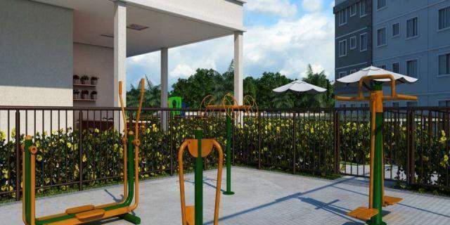 Parque Angra dos Reis - Apartamento 2 quartos em Araras, SP - 39m² - ID3687 - Foto 13