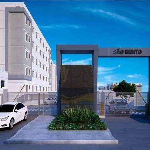 São Bento - Apartamento 2 quartos em Poá, SP - 44m² - ID3919 - Foto 7
