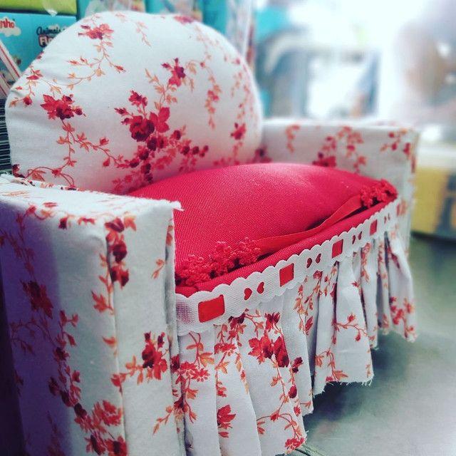 Sofazinho para guardar o que vc desejar - Foto 5