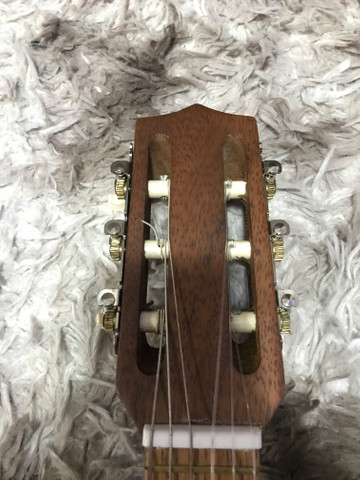 Mini violão 6 cordas - Foto 4