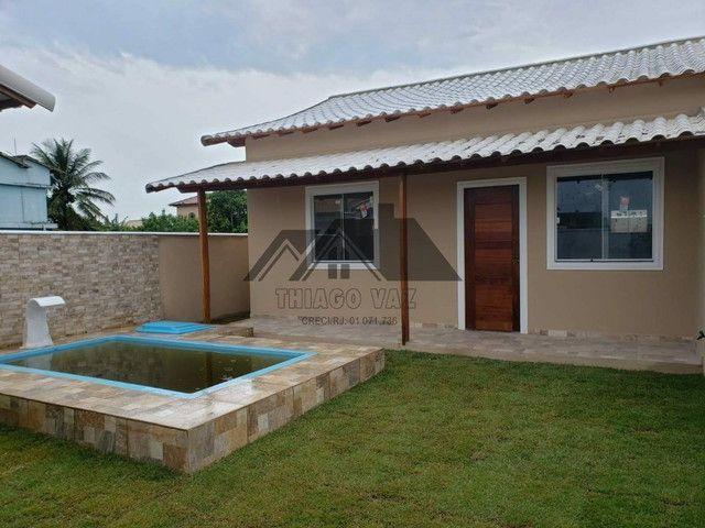 Casa de 02 quartos com piscina - Foto 4