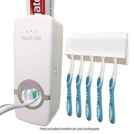 ? ? Dispenser Pasta de Dentes de Parede? ? - Foto 4