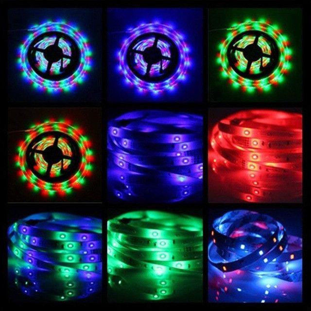 Fita de led RGB automática 3D digital - Foto 2