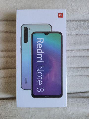 Xiaomi // Lindo Redmi Note 8 // Novo lacrado com garantia e entrega imediata