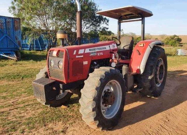 2008 Massey Ferguson 275 4×4 - Foto 4