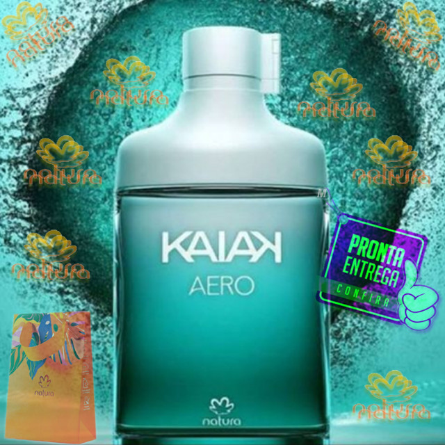 Perfume Natura kaiak aero 100ml Masculino - Foto 6