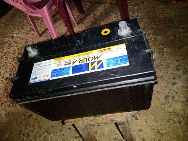 Bateria Moura na garantia - Foto 3