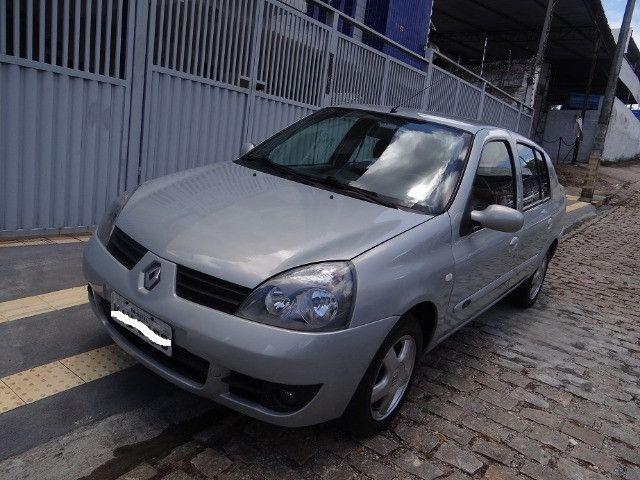 Clio sedan 2008 privilege 1.0 flex