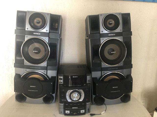 Mini System Sony 1100W Rms com Usb - Foto 2