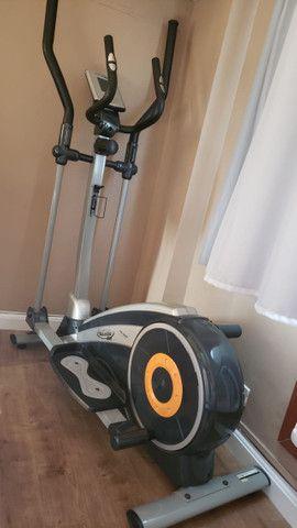 Aparelho De Ginastica Elliptical Trainer