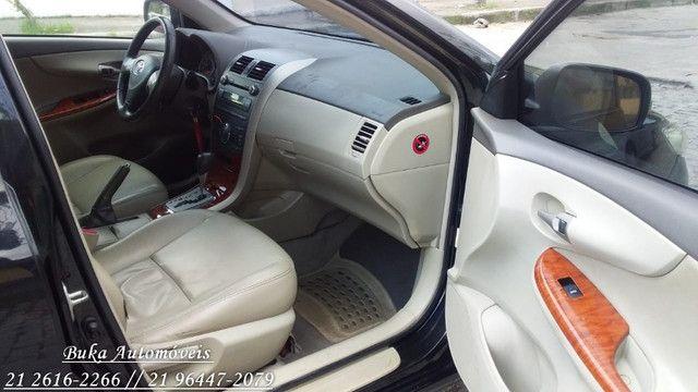 Corolla 2009/09 SEG 1.8 flex autom - Foto 13